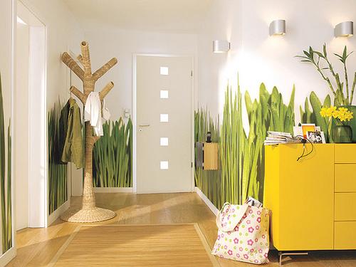 Hall de entrada como decor lo mais estilo for Decorar departamentos con feng shui